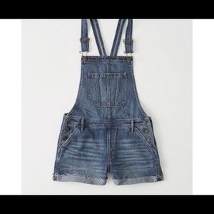 Abercrombie & Fitch Overall Romper